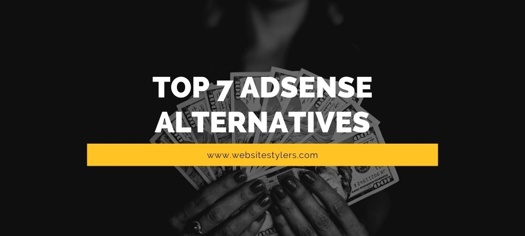 Top 7 Adsense Alternatives for Small Websites